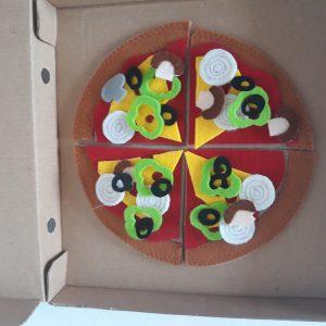 Пица от филц