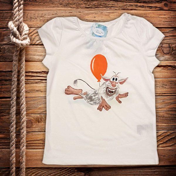 "Рисувана тениска ""Козела Буба"""