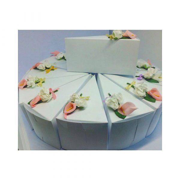 """Хартиена торта """"Кали"""" Подарък за моминско парти, рожден ден, имен ден"""