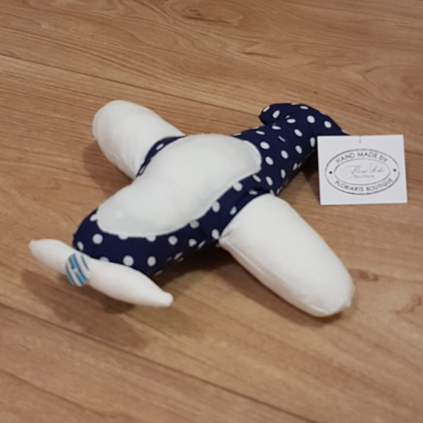 Шита играчка - самолетче
