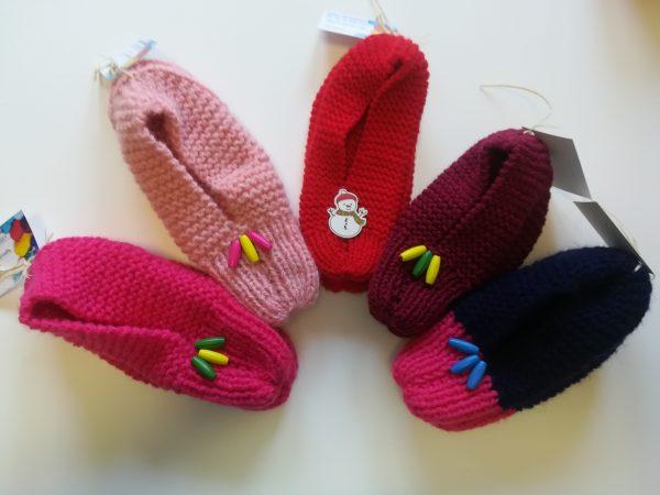 Плетени терлички /продадени/