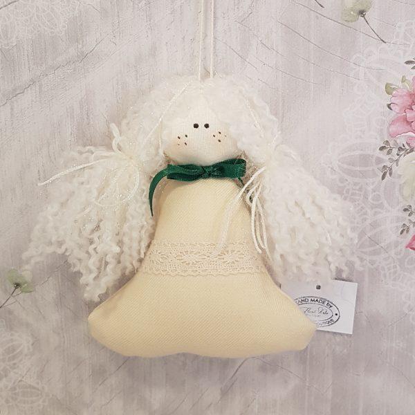 Висящ ангел от плат