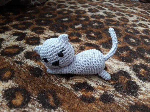 Малки плетени котенца