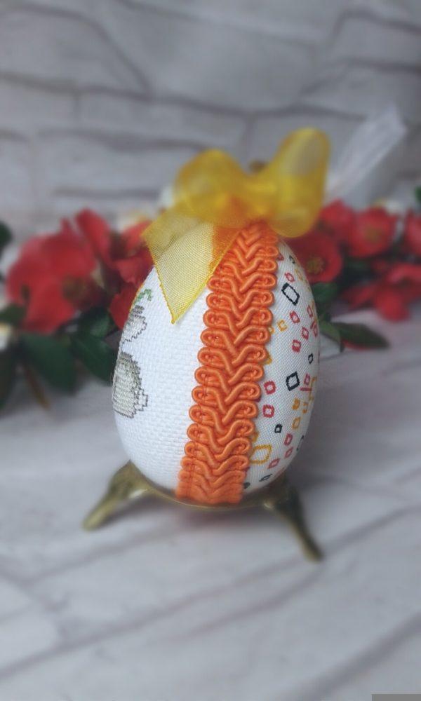 Яйце със зайче