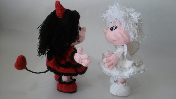 Ангелче и Дяволче