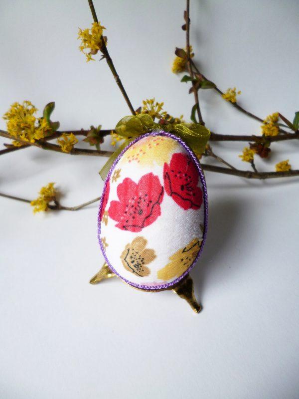 Великденско яйце с бродерия