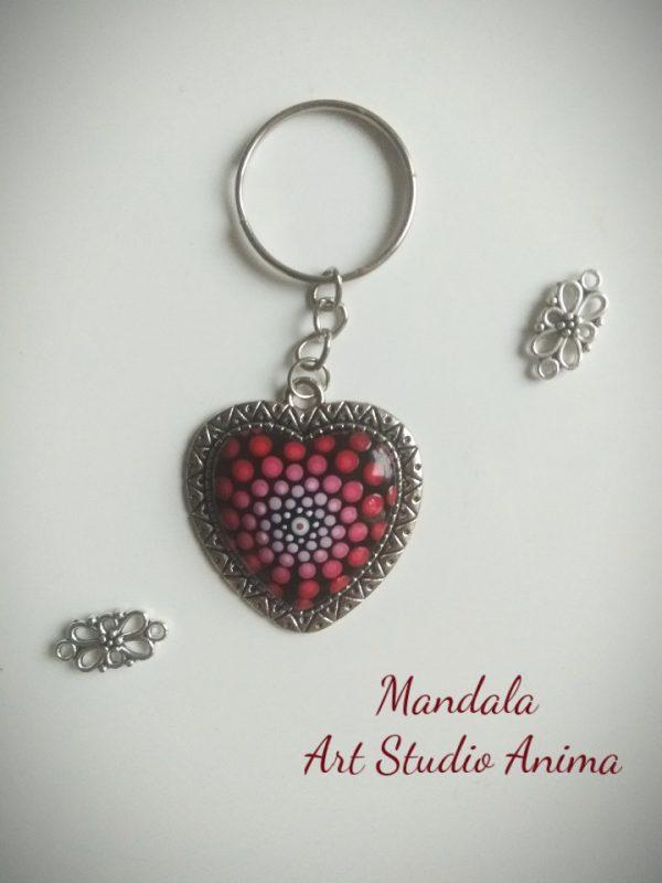 Ключодържател Мандала
