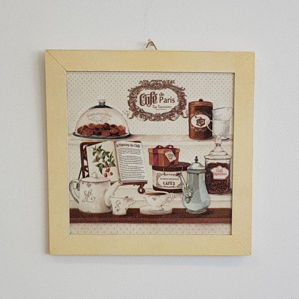 """Пано за стена """"Cafe de Paris"""""""