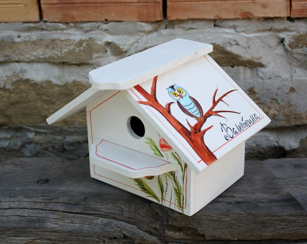 Къщи за птици