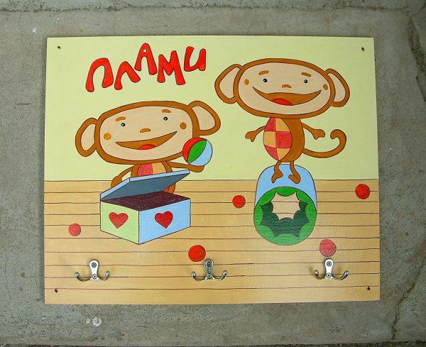 Големи табели за врата на детска стая