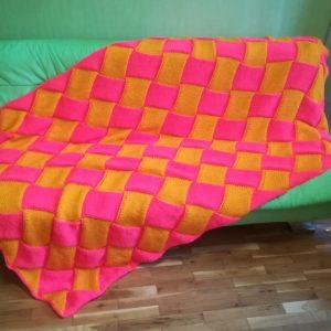 "Одеяло ""Слънчева прегръдка"""