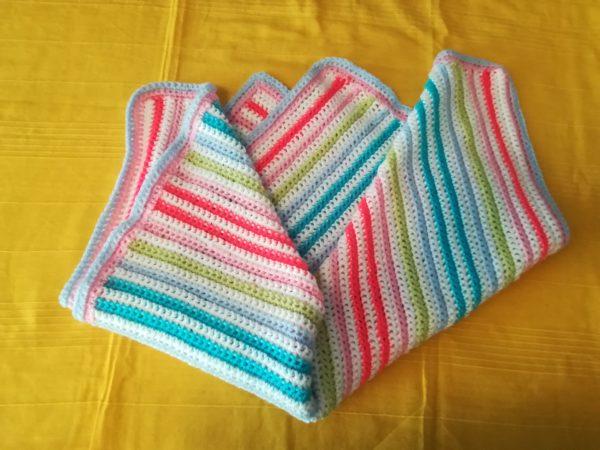 Бебешко одеялце /продадено /