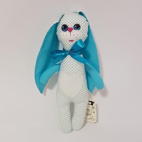 Играчка от плат зайче