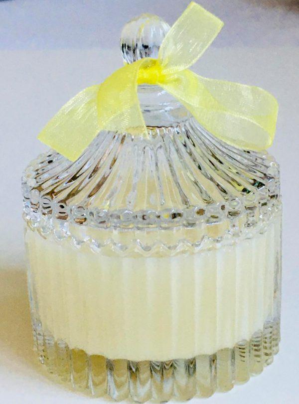Луксозна масажна свещ