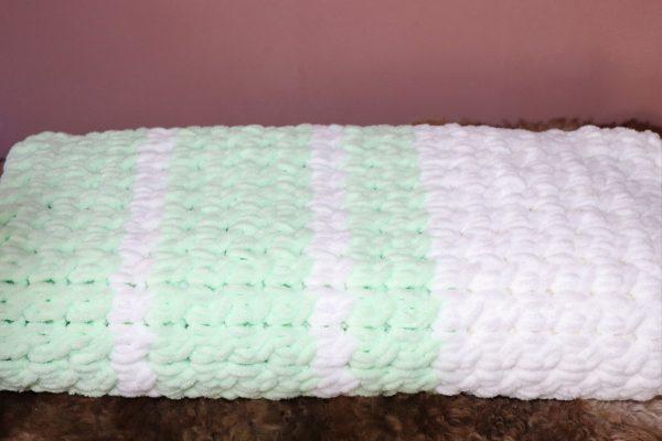 Детско одеяло в размер 90/90