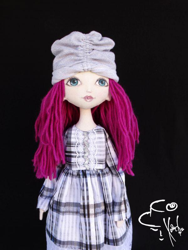 Фифи - текстилна кукла