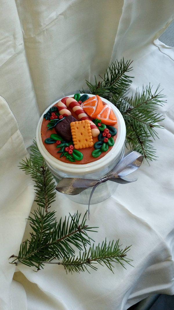 Коледен буркан