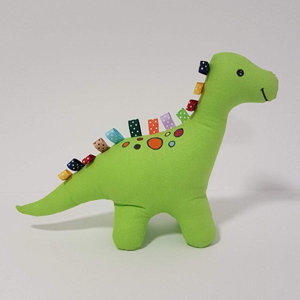 """Играчка от плат динозавъра """"Бо"""""""