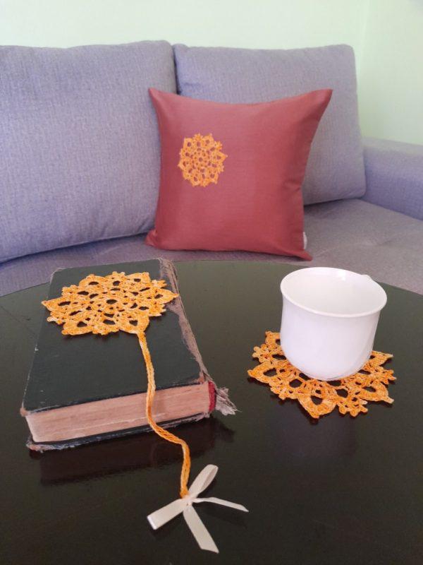 Бохо сет за четене интересен подарък за книгоманите