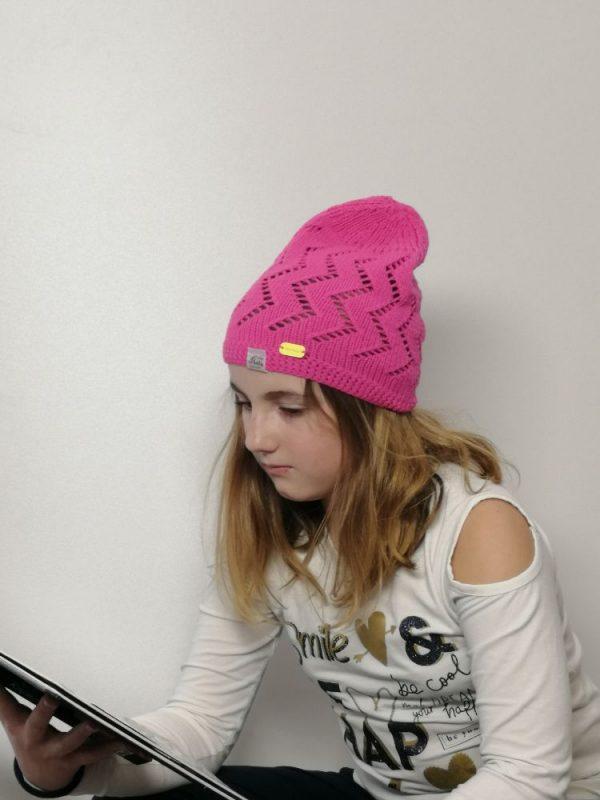 Лятна висяща шапка