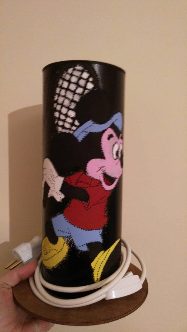 Нощна лампа - Мики Маус (Mickey Mouse Night light)