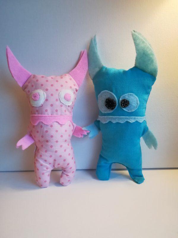 Ръчно изработени кукли - Таласъмчета
