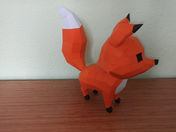 Хартиена лисица