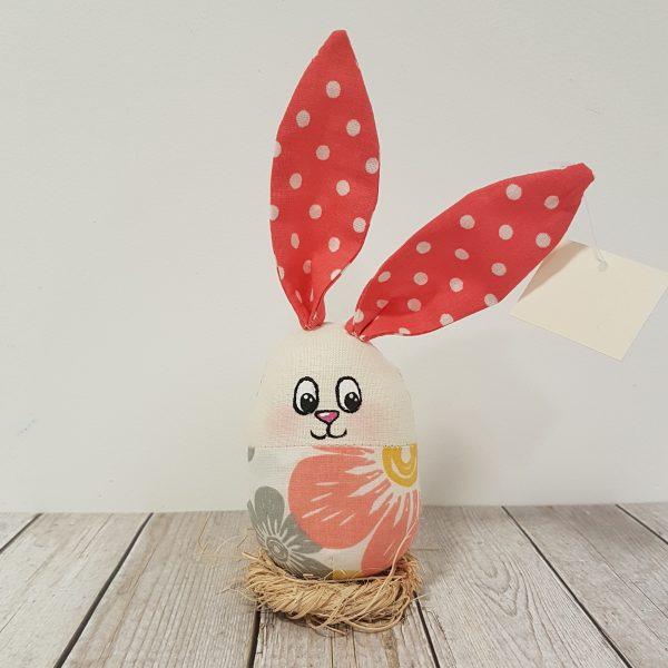Великденско зайче - яйце