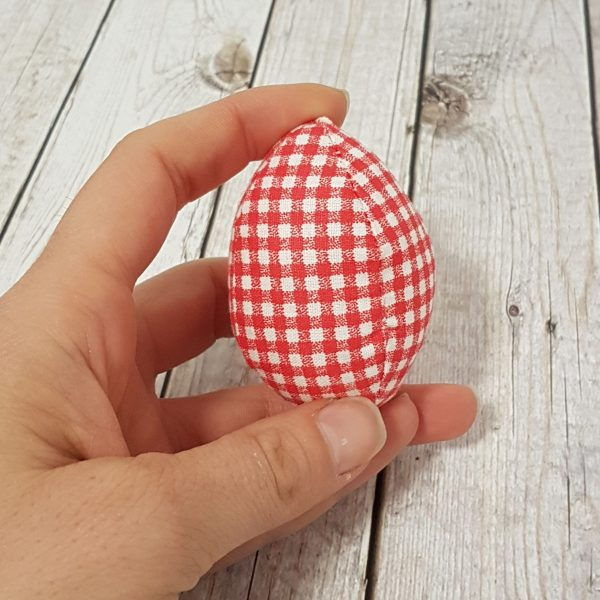 Великденско яйце от плат