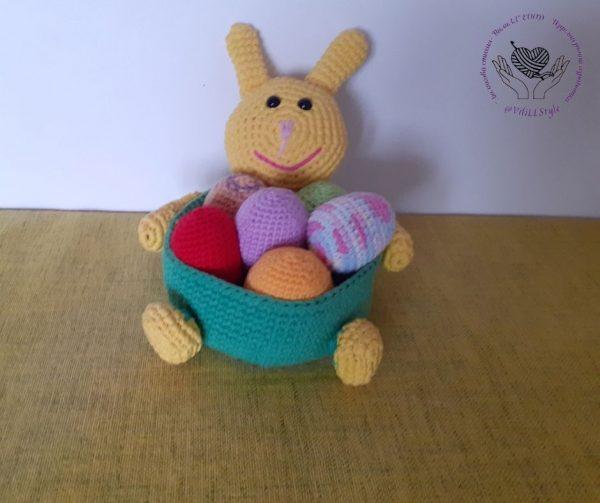 Великденският заек- панер