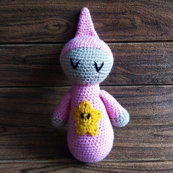 Плетена кукла Сънчо