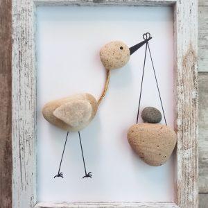 Пано от камъни