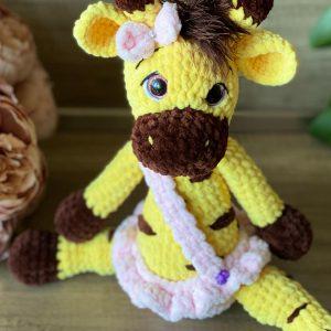 Плюшена играчка Жираф