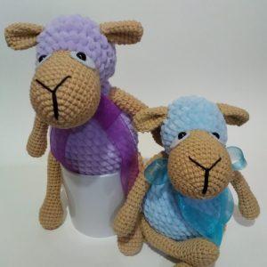 Плетена овчица
