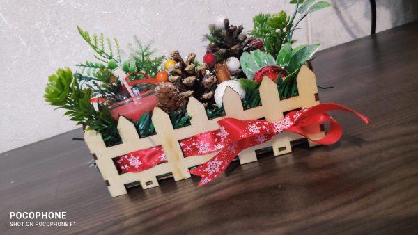 Коледна градинка